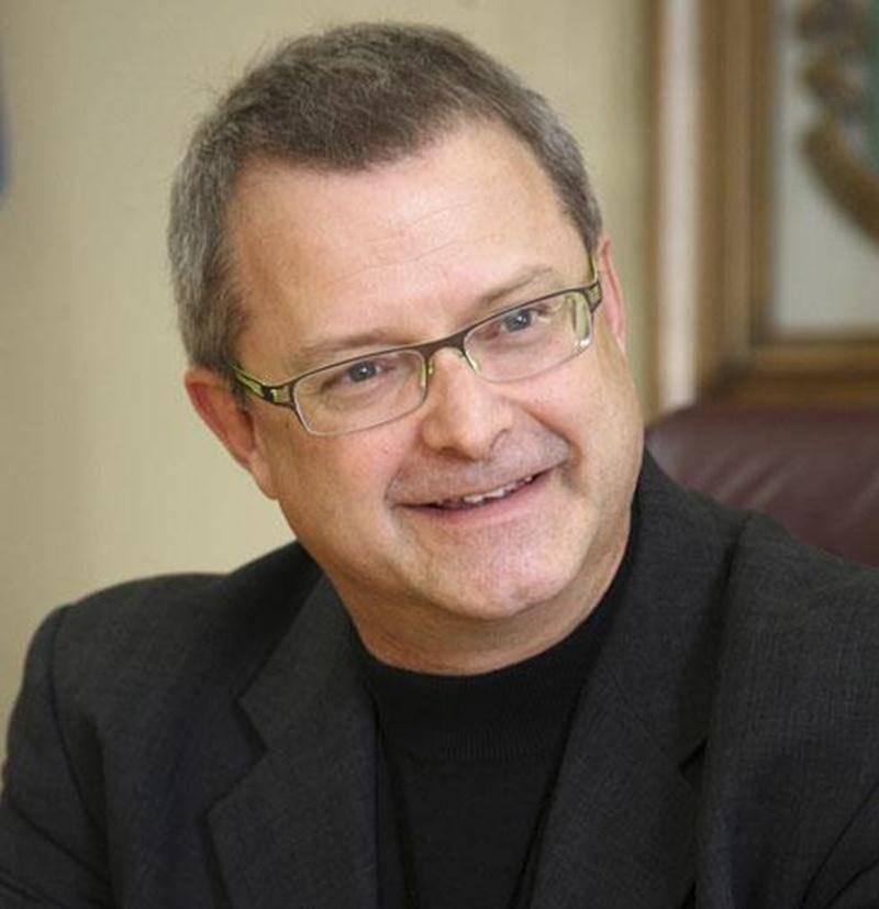 Michel Carrier, doyen de la Faculté de médecine vétérinaire.