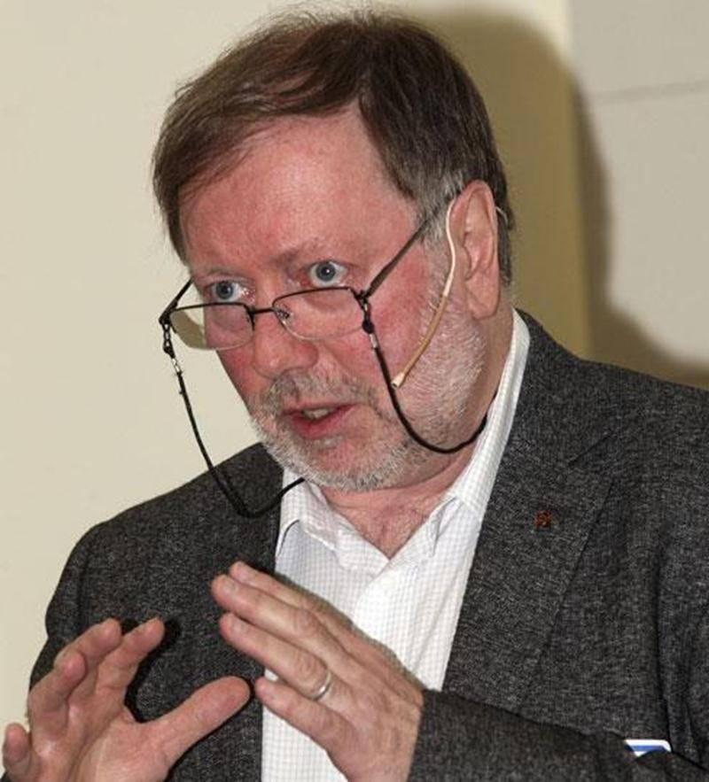 Lionel Levac, journaliste spécialisé en agriculture et agroalimentaire à la radio de Radio-Canada.