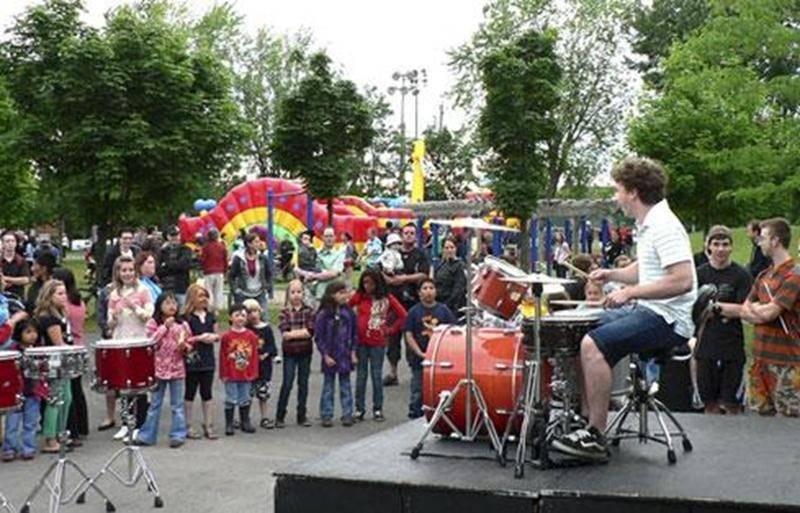 La fête communautaire du quartier Bourg-Joli se tiendra le 26 juin.