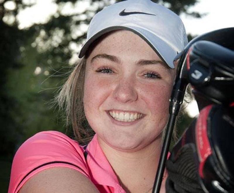 La Maskoutaine Valérie Tanguay a triomphé lors du championnat provincial junior féminin, sur les allées du Club de golf Belvédère.