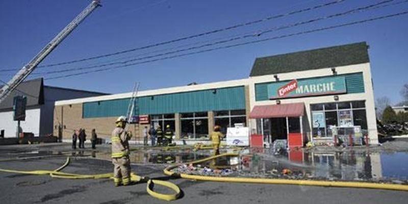 L'incendie du 23 mars 2012 ne sera bientôt plus qu'un mauvais souvenir à Saint-Pie.