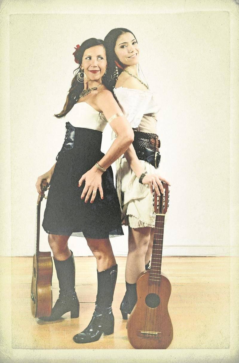 Le spectacle des Bandidas promet d'être un voyage en Amérique latine, pour une fraction du prix! Photo courtoisie