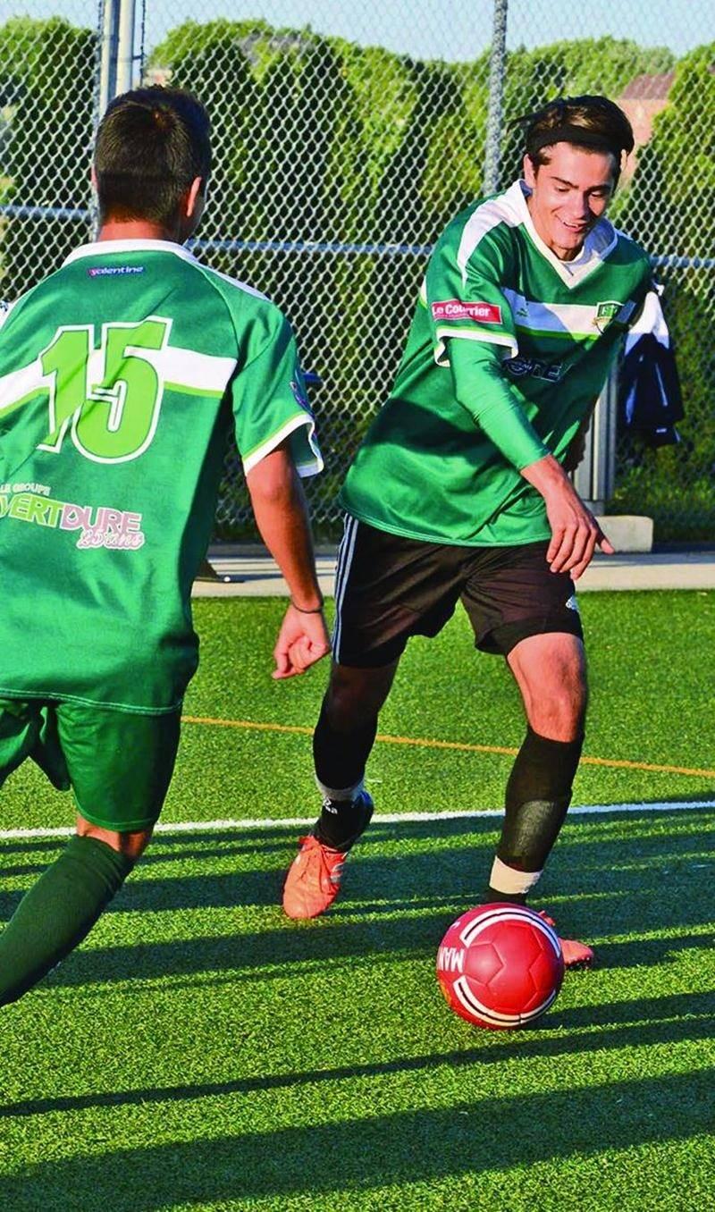Les corporations de loisirs de quartier n'auront plus rien à voir avec la pratique du soccer à Saint-Hyacinthe dès l'an prochain. Photo François Larivière | Le Courrier ©
