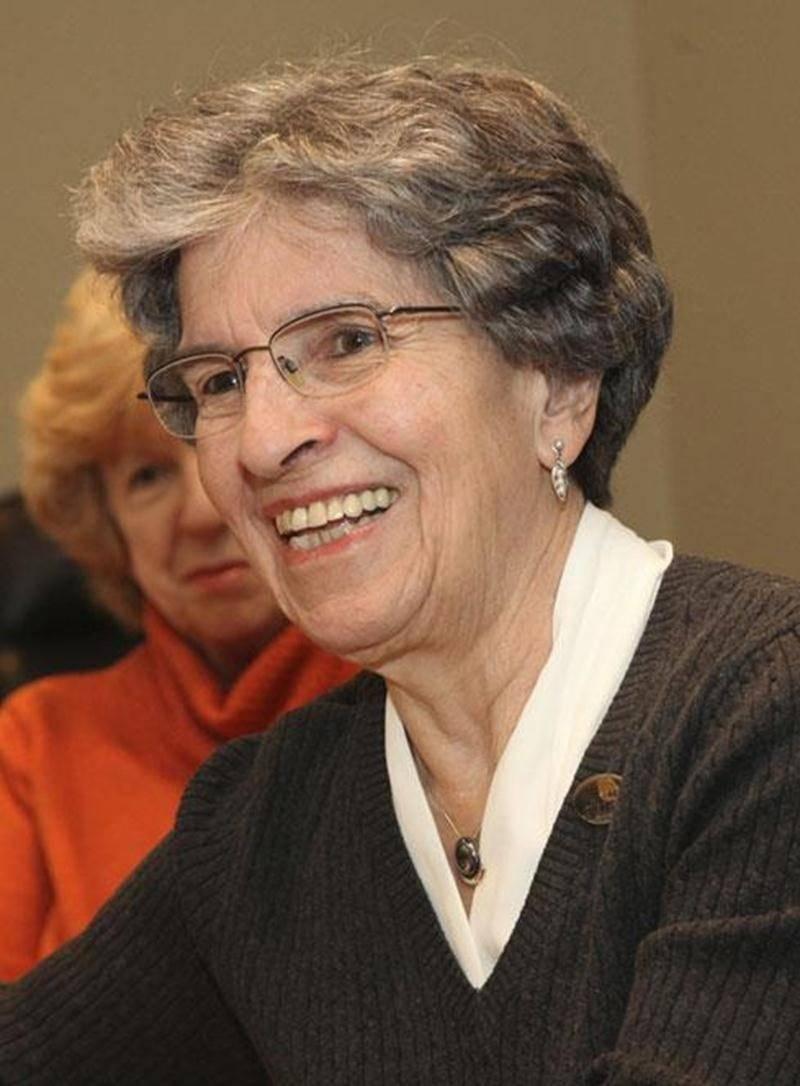 Pauline Cossette a célébré l'automne dernier, 45 années de fidélité à l'Afeas.