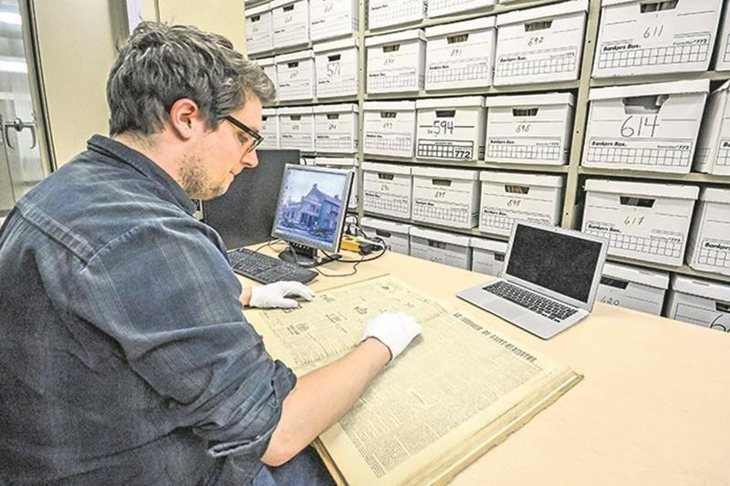 Pour le Centre d'histoire, une contribution annuelle de 29 700 $ est en jeu.  Photo François Larivière | Le Courrier ©