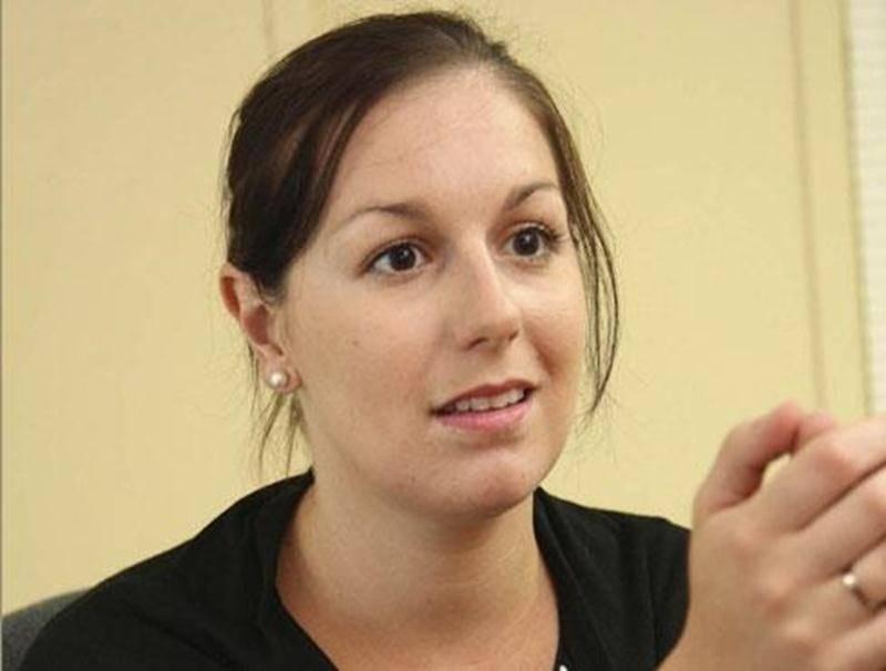 Marie-Claude Morin, députée néo-démocate dans Saint-Hyacinthe-Bagot.