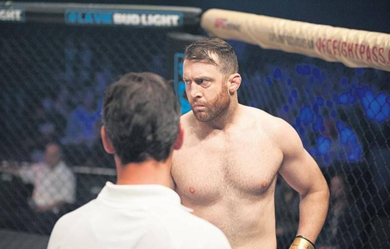Francis Charbonneau affrontera le Britanno-Colombien Brendan Kornberger à TKO 42, le 16 mars, à la Place Bell. Photo Courtoisie TKO MMA - Bob Lévesque