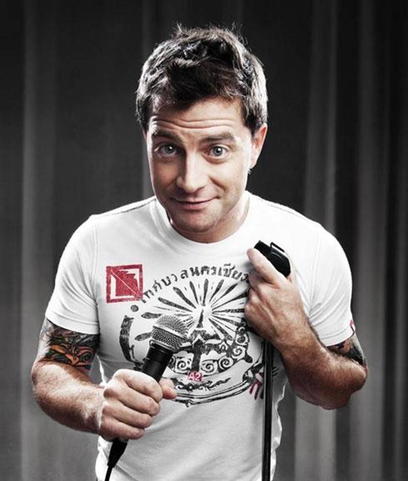 Patrick Groulx présentera son 3<sup>e</sup><em>one-man-show</em>, intitulé <em>Job: humoriste</em> le mercredi 7 décembre au Centre des arts Juliette-Lassonde à 20h.
