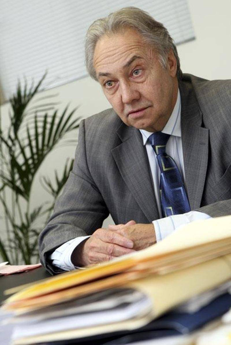 Claude L'Écuyer a tiré un trait sur sa carrière politique.