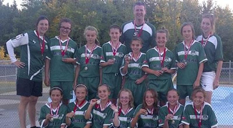 L'équipe féminine U12F-A du FC Saint-Hyacinthe a remporté le tournoi provincial de Drummondville tenu les 7 et 8 juillet. Les athlètes ont remporté deux de leurs trois parties préliminaires avant de battre les Éperviers d'Acton Vale en demi-finale. En finale, les Maskoutaines ont facilement gagné contre l'équipe hôte, les Dragons de Drummondville, par la marque de 6-0, mettant ainsi la main sur la médaille d'or.