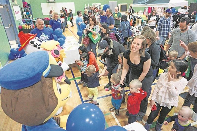 De nombreux kiosques et spectacles attendent les visiteurs au Salon des Familles de la Vallée-du-Richelieu le 18 mars dès 9 h.   Photo courtoisie Robert Derval