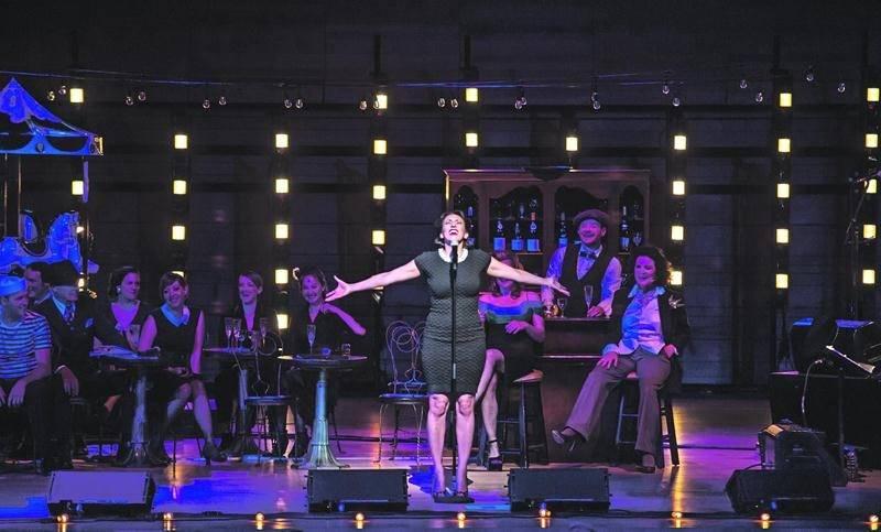 Piafa 100 ans. Vive la Môme! sera de passage au Centre des arts Juliette-Lassonde le 28 novembre. Benoit Rousseau ©