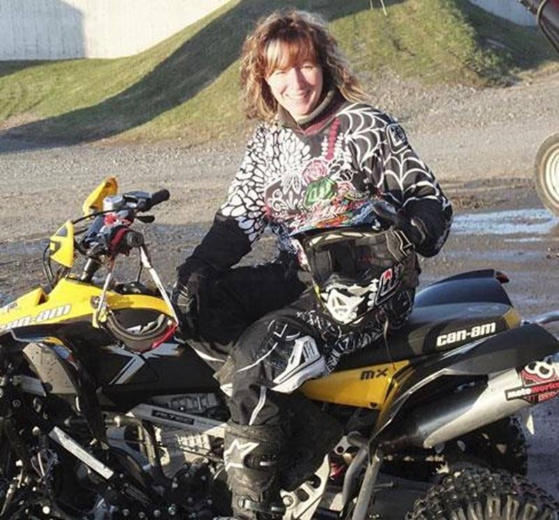 Lyne Tourigny va prendre part au rallye Trophée Roses des sables en octobre.