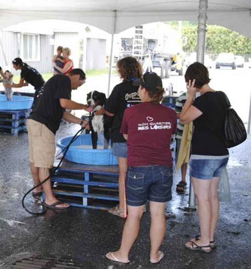 Oven-Baked Tradition, la marque haut de gamme de nourriture pour chiens et chats, tiendra son troisième Lave-Eau-Chien le samedi 11 août, de 10 h à 16 h, beau temps, mauvais temps, sous un chapiteau dans le stationnement de l'entreprise de Bio Biscuit à Saint-Hyacinthe, au 5505, avenue Trudeau. Les employés de Bio Biscuit et l'équipe Oven-Baked Tradition du 24 hrs de Tremblant se réuniront une fois de plus pour venir en aide aux enfants malades. Ceux-ci, avec l'aide des commanditaires et des com