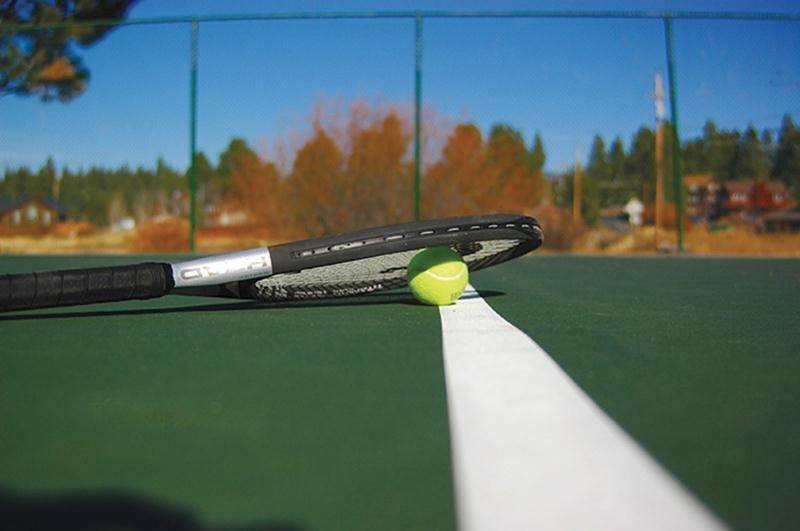 Début du tennis libre à Saint-Hyacinthe