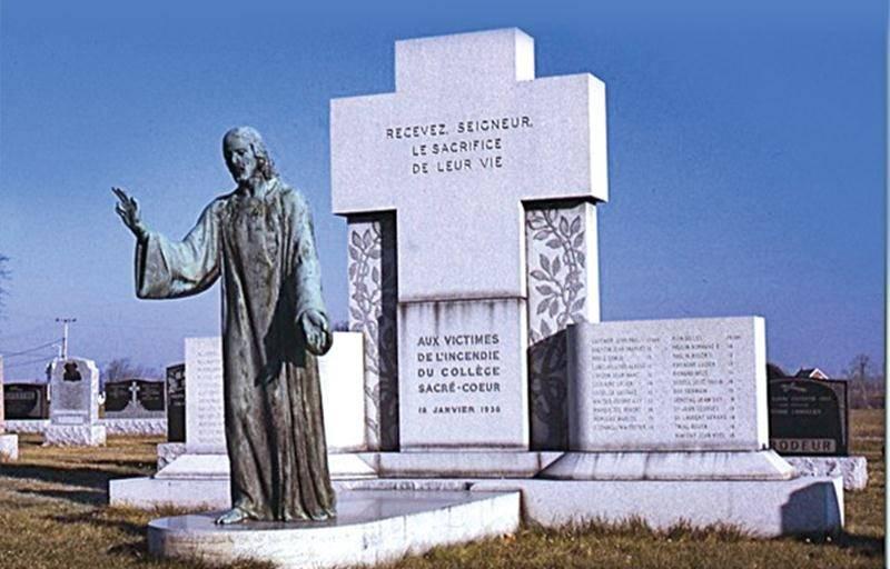 Une statue de bronze volée au cimetière de la Cathédrale