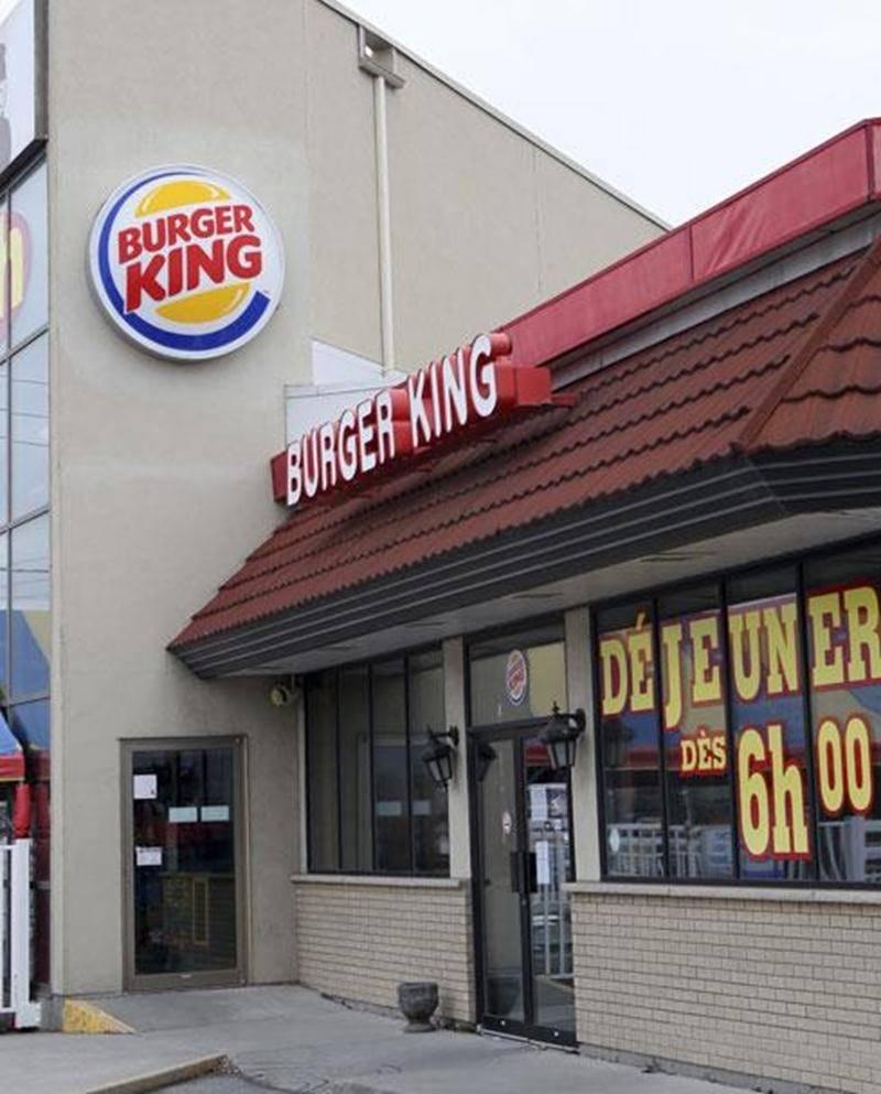 Le restaurant Burger King de Saint-Hyacinthe a fermé ses portes.