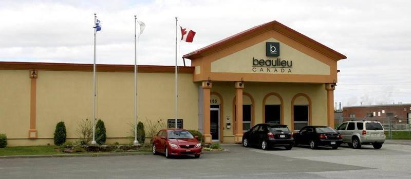 La Ville d'Acton Vale et Beaulieu Canada ont conclu une entente hors cour, afin de régler le litige portant sur la contribution de l'entreprise aux coûts de fonctionnement et d'entretien de l'usine d'épuration.