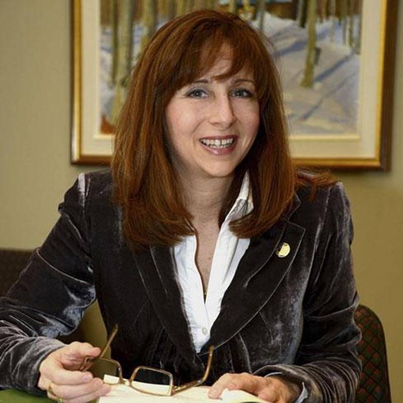 La députée caquiste de Montarville, Nathalie Roy.