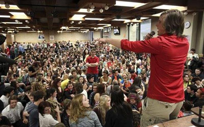 Lors d'une assemblée extraordinaire tenue lundi, les étudiants ont rejeté à 60,5 % l'offre du gouvernement pour dénouer la crise.