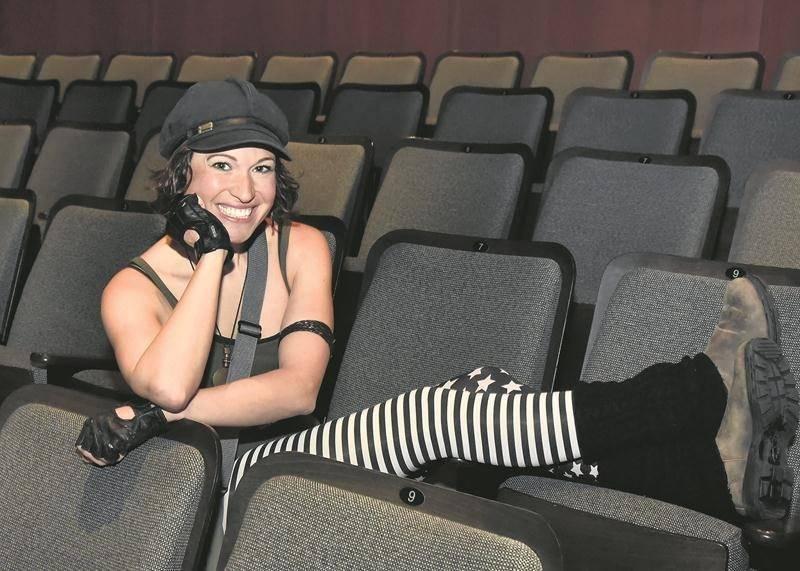 Anne-Lise Nadeau aime l'énergie des enfants à tous ses spectacles, mais a un faible pour la formule en salle, où les petits se laissent moins facilement distraire. Encore mieux à Juliette-Lassonde : « C'est comme si je retournais voir la famille quand je reviens ici », illustre la Maskoutaine qui travaillait au Centre des arts jusqu'au moment de se lancer à temps plein dans son projet.