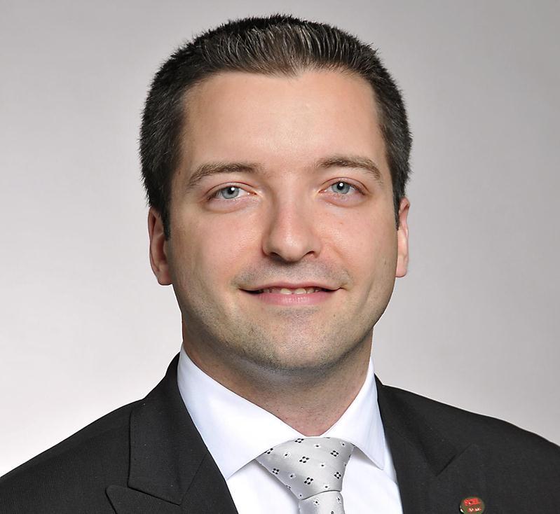 Simon Gaudreault, économiste principal à la Fédération canadienne de l'entreprise indépendante.