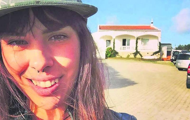 C'est en surfant d'un canapé à l'autre que la Maskoutaine Mélissa Archambault a exploré le Portugal à petit prix. Photo Mélissa Archambault