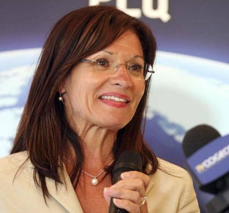 Louise Arpin, candidate libérale aux prochaines élections générales.