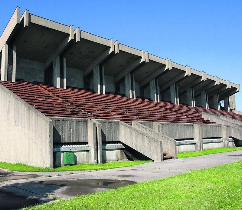 Les gradins du Centre cuturel et sportif de Saint-Hyacinthe seront utilisés une dernière fois lors de la prochaine édition de l'Expo. Photothèque | Le Courrier ©