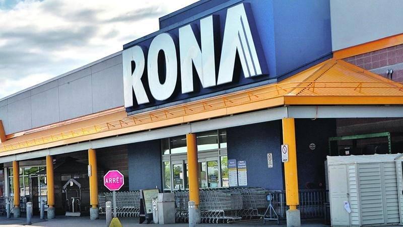 C'est une page d'histoire du commerce de détail à Saint-Hyacinthe qu'il faudra tourner quand Rona officialisera l'achat des magasins franchisés de la famille Gagnon. Photo Robert Gosselin | Le Courrier ©