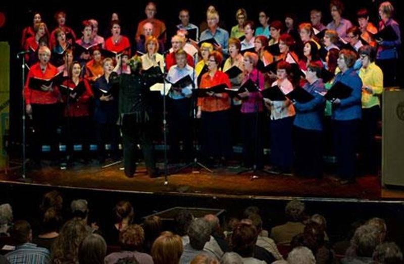 Sous le thème « Fantaisies musicales » Vox Mania vous fera vivre une gamme d'émotions le samedi 3 mai, à 19 h 30, à l'auditorium de la Polyvalente Hyacinthe-Delorme. Admission 17 $, gratuit pour les enfants de 12 ans et moins. Infos : 450 778-1273 ou 450 223-1182.