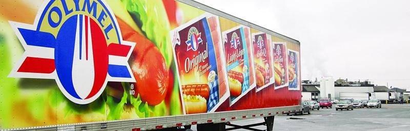 Les sanctions russes de nature alimentaire prises contre le Canada affectent directement les exportations d'Olymel.  Photothèque | Le Courrier ©