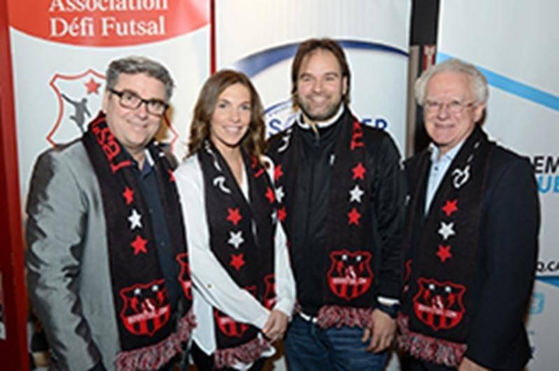 Une première équipe internationale au Défi Futsal?
