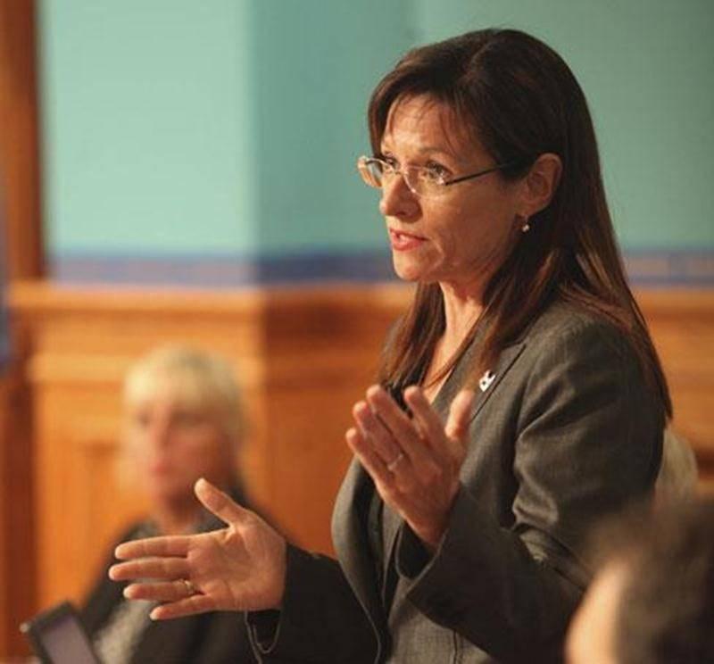La conseillère Louise Arpin a confirmé qu'elle ne sollicitera pas un second mandat cet automne.
