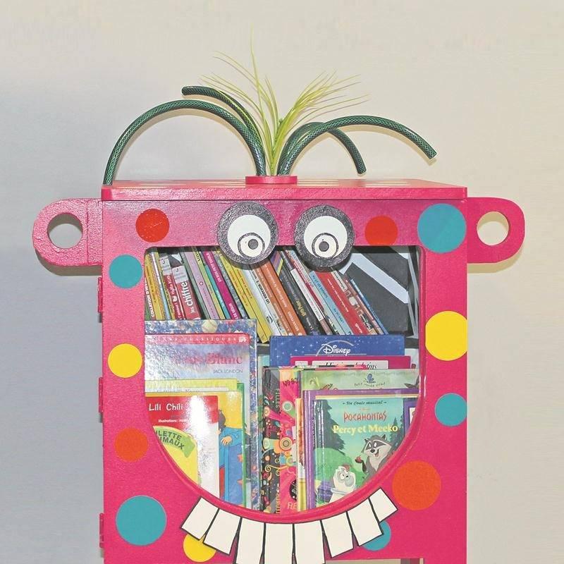 Un appel aux dons de livres jeunesse