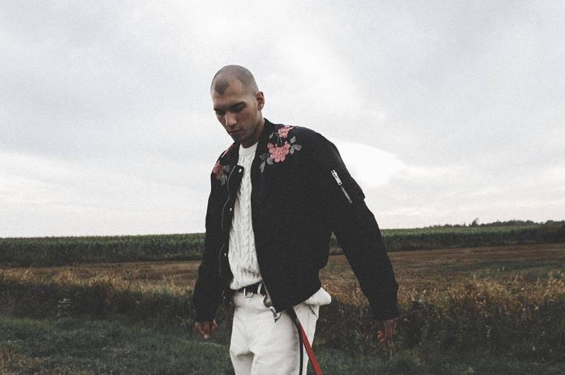 Un flow accrocheur et des paroles sans compromis, Rymz offre les deux dans sa musique. Photo Marc Desrosiers
