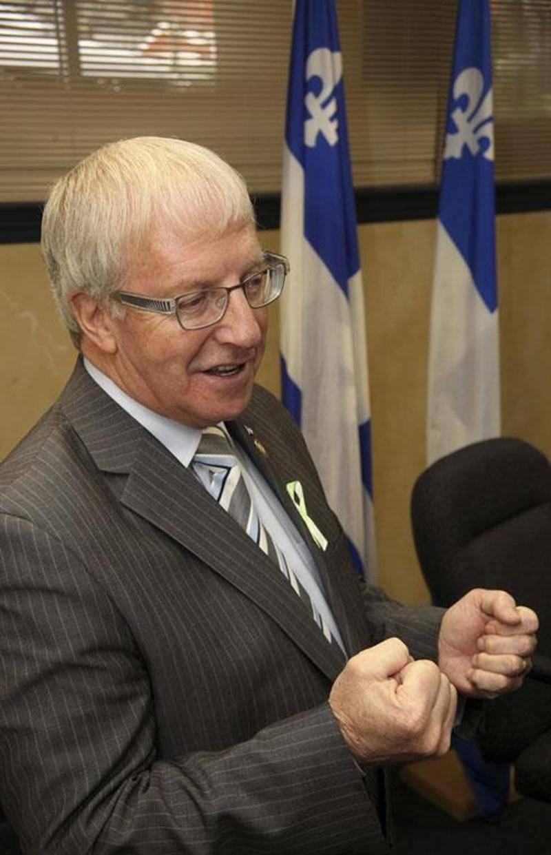 Prêt pour des élections, Émilien Pelletier entend demeurer le député de la circonscription de Saint-Hyacinthe.