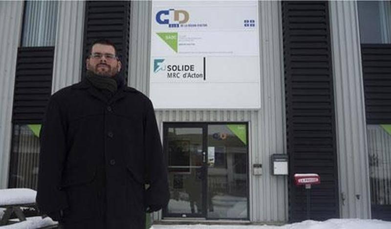 Le directeur général du CLD de la région d'Acton, Mathieu Vigneault, quitte son poste après un mandat qui se sera étiré sur sept ans.
