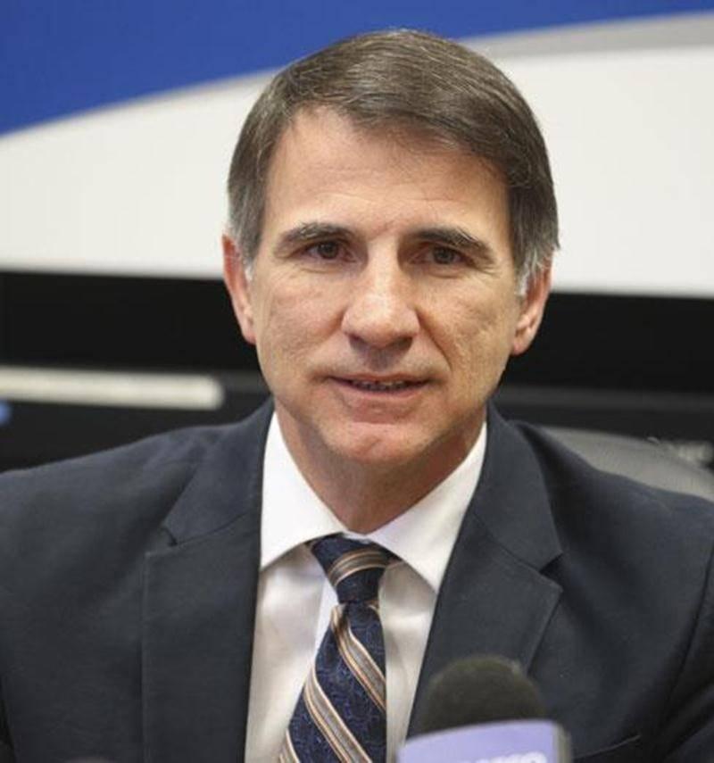Le directeur général du CSSS Richelieu-Yamaska, Daniel Castonguay, était soulagé d'annoncer, le jeudi 15 mars, la réouverture du centre de dépistage du cancer du sein à l'Hôpital Honoré-Mercier.