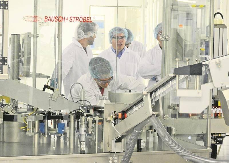 L'acquisition de Sterinova par le géant allemand B. Braun ne mettra pas en péril ses 60 emplois assure la direction de l'entreprise pharmaceutique maskoutaine