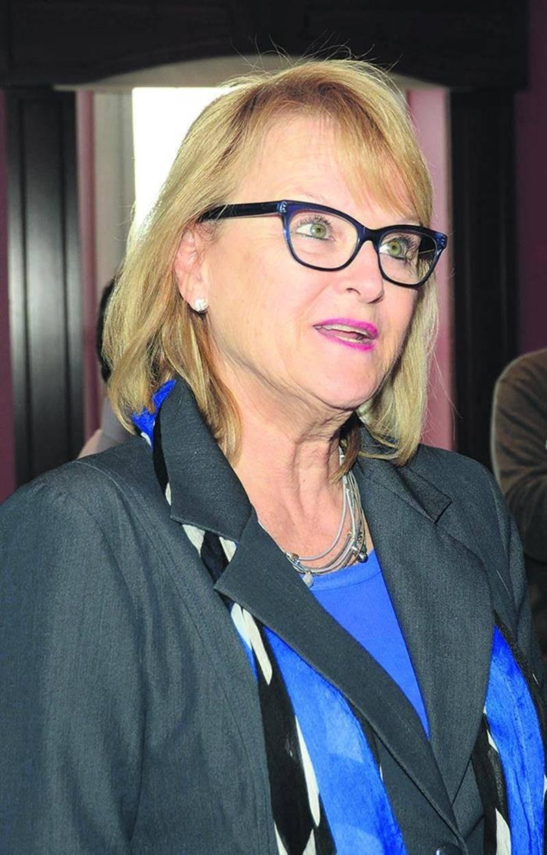 Nicole Ménard, présidente du caucus du gouvernement Couillard et députée marraine du comté de Saint-Hyacinthe. Photothèque | Le Courrier ©