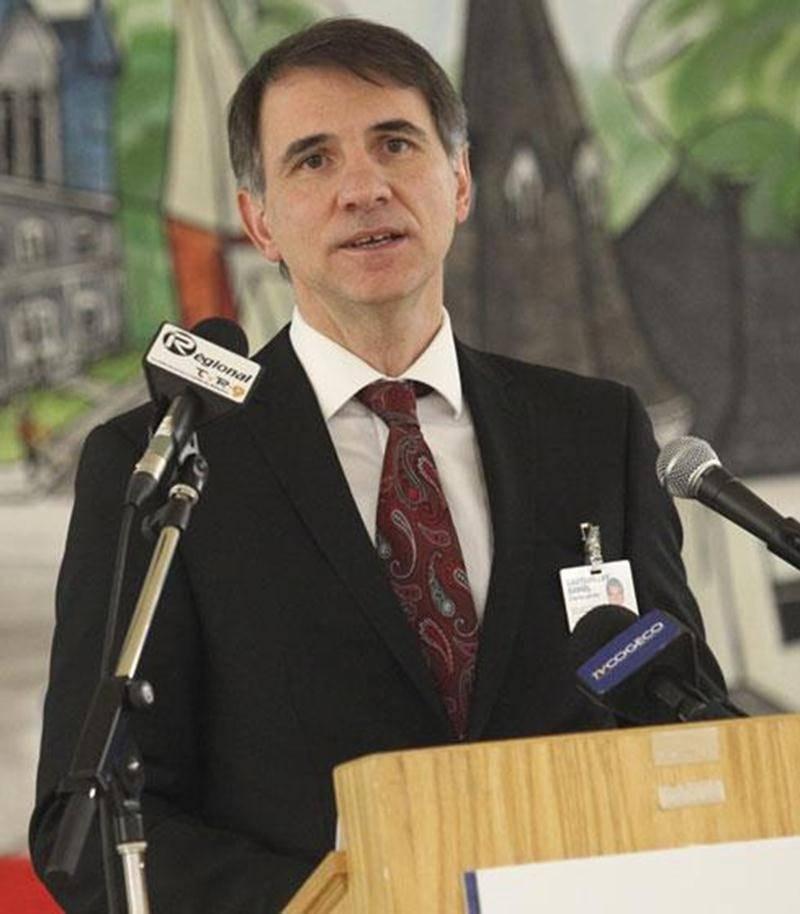 Le directeur général, Daniel Castonguay, est fier d'annoncer que le CSSSRY atteint les plus hauts standards, selon Agrément Canada.