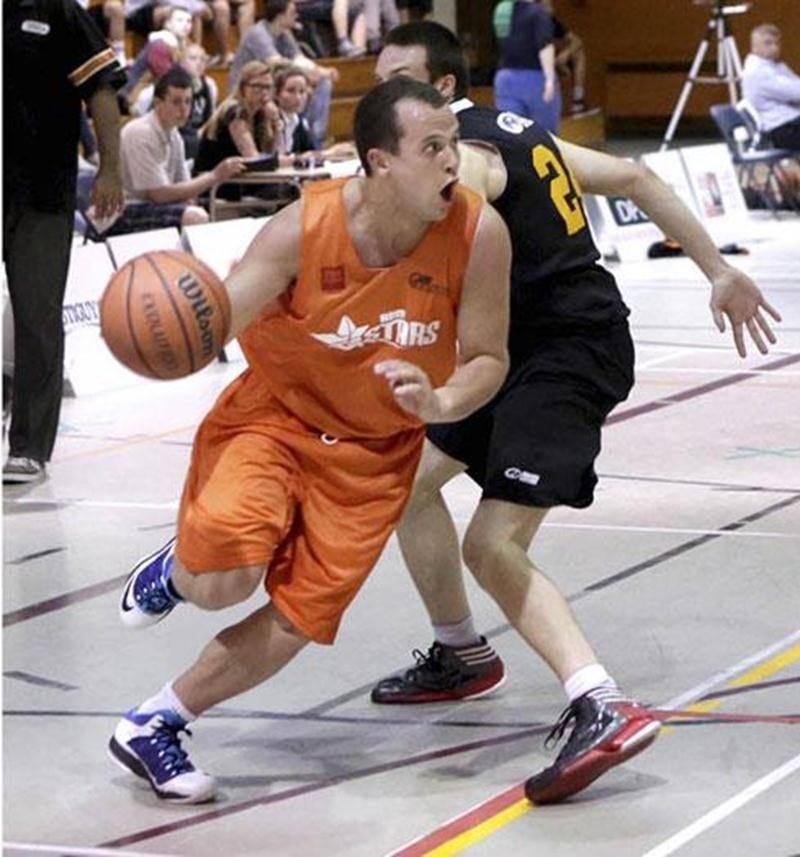 Patrick Kervin a été nommé joueur de la semaine dans la Ligue de basketball élite du Québec.