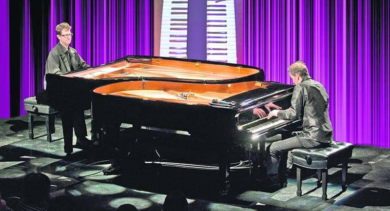 Piano Caméléons à l'Espace Rona au Centre des arts Juliette-Lassonde le 29 janvier à 20h30.