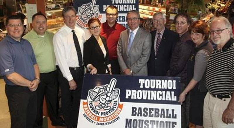 Au total, 28 équipes réparties en trois catégories participeront au 28 e Tournoi provincial de baseball moustique de Saint-Hyacinthe.