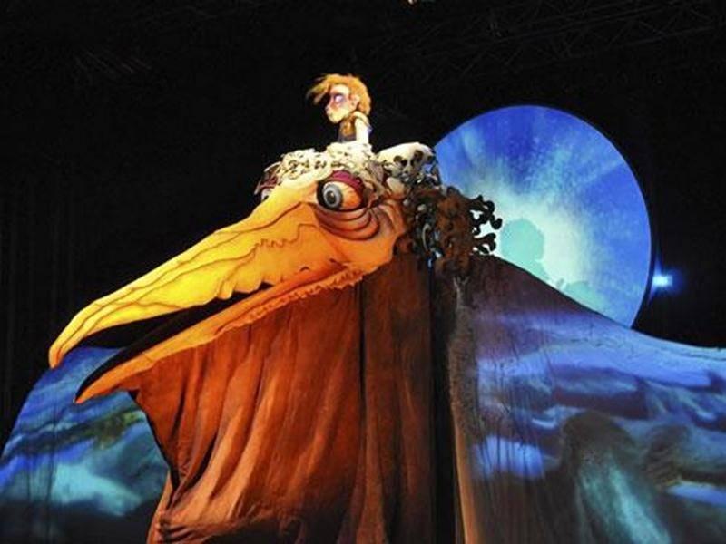 Le Théâtre de la Dame de Coeur d'Upton offrira au public chinois une somptueuse reprise du spectacle <em>Harmonie</em> en version anglaise et cantonaise.