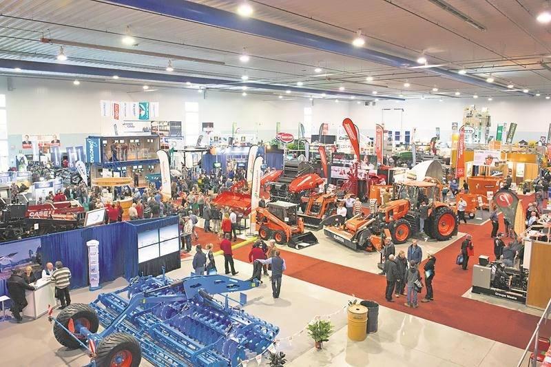 Près de 300 exposants seront au rendez-vous de la 32e édition du Salon de l'agriculture qui se tiendra du 16 au 18 janvier à l'Espace Saint-Hyacinthe.