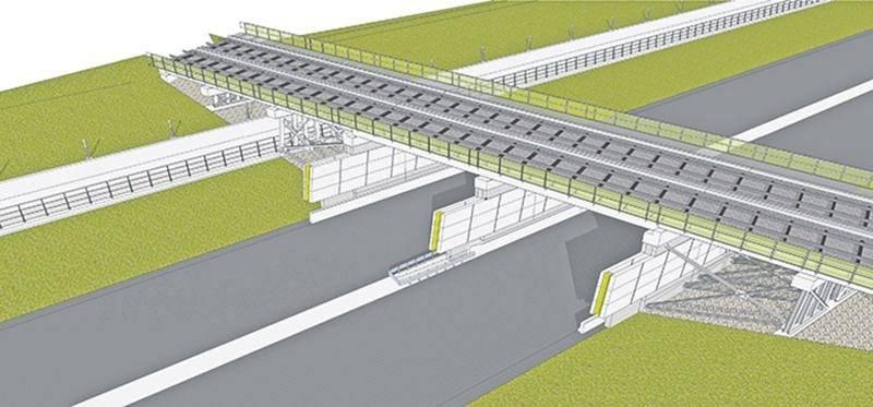 Le projet du tunnel Casavant dans sa dernière version, septembre 2017.