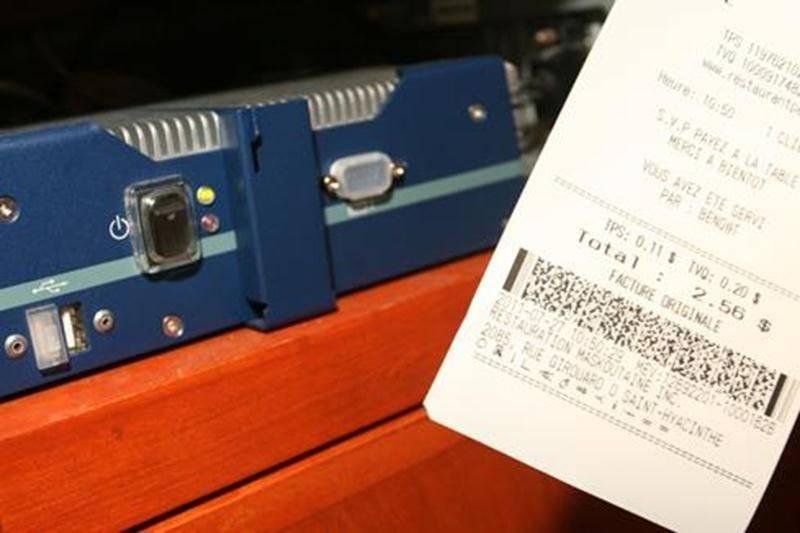 Le module d'enregistrement des ventes (MEV) sera obligatoire dès le 1<sup>er</sup> novembre.