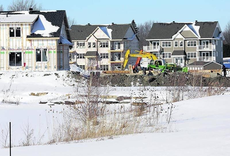 La fermeture du Club de golf La Providence a plombé le développement du Domaine sur le vert. Photothèque   Le Courrier ©